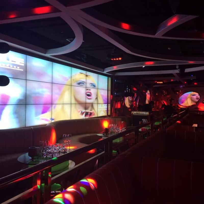 酒吧led显示屏