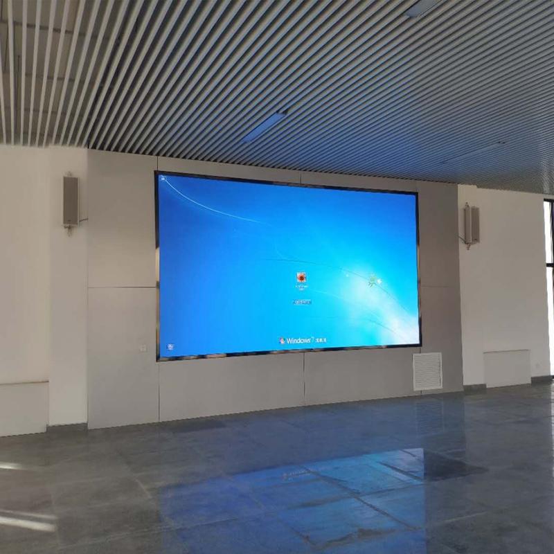 银川市某职业技术学院LED显示屏