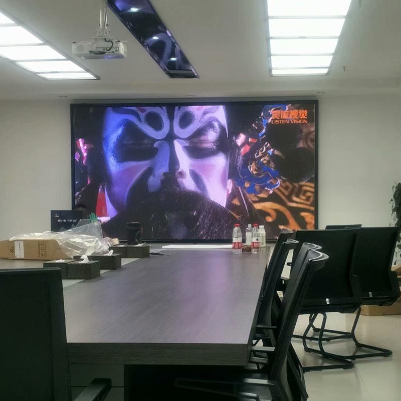 上海某大学led电子屏